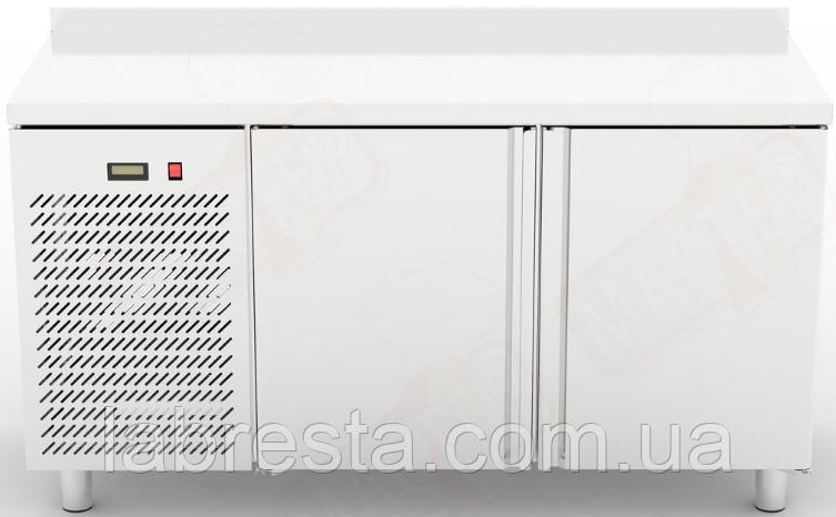 Холодильный стол Orest RTD-2/7 двухдверный (1500х700мм)