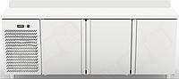 Холодильный столOrestRTD-3/7  трехдверный (2000х700 мм)