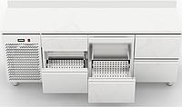 Холодильный столOrestRTS-6/6 с 6 ящиками (2000х600 мм)