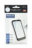 Гибкое защитное стекло MyScreen Prestigio PSP3459/3458/3468 FlexiGLASS
