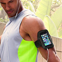 Спортивный чехол для телефона Belkin Sport-Fit Armband Note4/6Plus