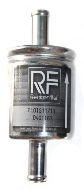 Фильтр паровой фазы газа reinigen Ø12/Ø12