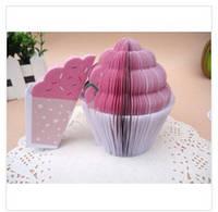 Блокнот сладкое пирожное