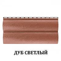 Сайдинг АЛЬТА ПРОФИЛЬ Блок-хаус акриловый (1 излом)