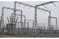 Металлоконструкции для ЛЭП и подстанций.