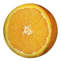 Подушка пуфик Апельсин