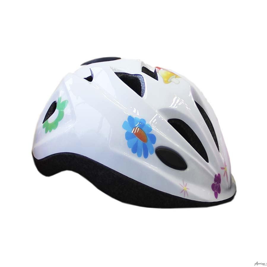 Шлем защитный детский Explore Tressor размер S белый