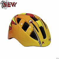 Шлем защитный детский Explore Legend размер М оранжевый