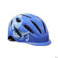 Шлем защитный детский Explore Pico размер M голубой