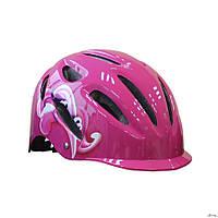 Шлем защитный детский Explore Pico размер M розовый