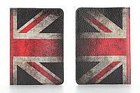 Кожаная обложка на паспорт Великобритания