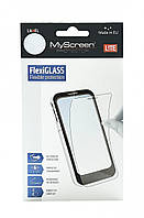 Гибкое защитное стекло MyScreen LG X Style FlexiGLASS L!TE