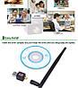 USB Wi-Fi 150 mbps адаптер с антенной 5 db + диск, фото 2