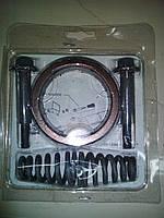Кольцо глушителя графитовое с крепежом НИВА (инжектор)