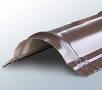 Коньок круглий поліестр 0,45 мм, фото 1