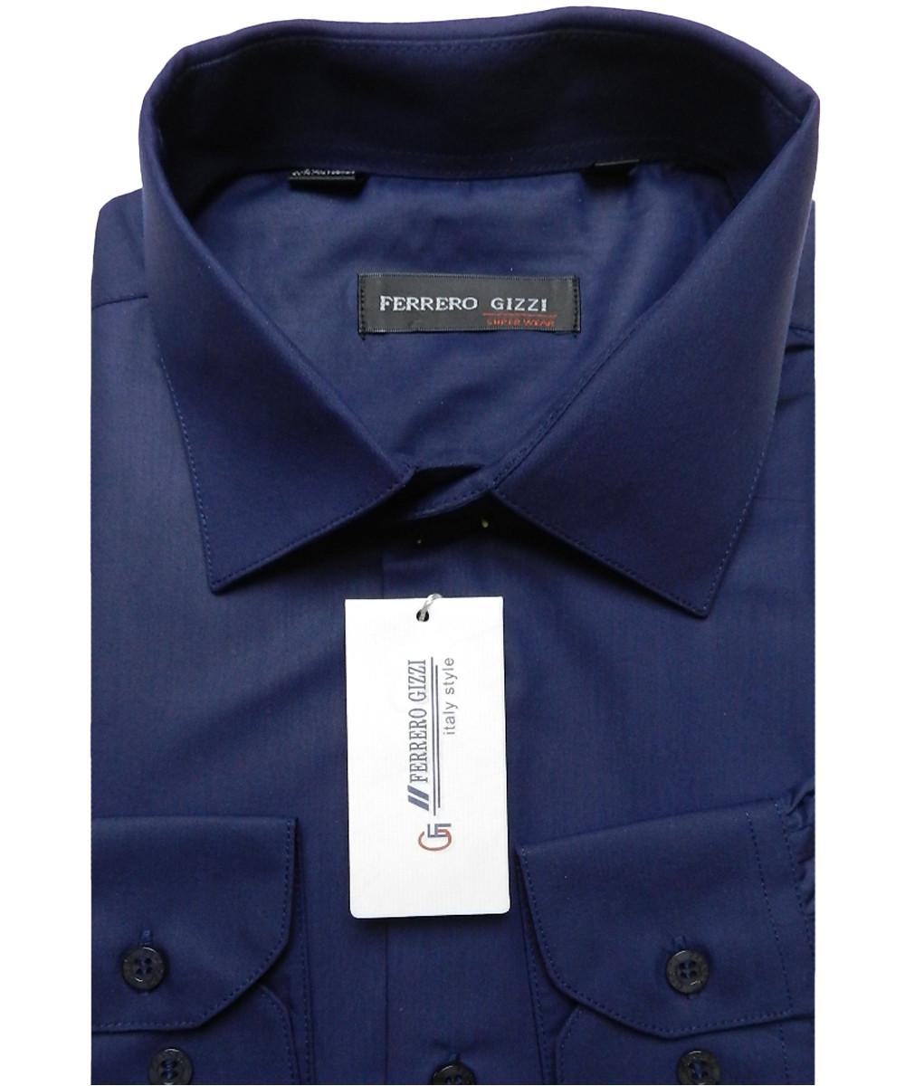 Рубашка мужская ботал  Ferrero Gizzi FG-1005