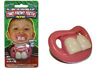 Соска-пустышка Зубы
