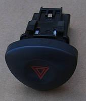 Кнопка аварийки Рено Клио (аварийка Renault Clio)