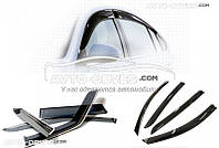 "Ветровики на окна для Honda Civic 2006-2012 H/B ""SIM"""