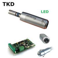Комплект для встраивания с бесщеточным мотором TKD LED