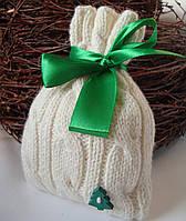 Мешочек для подарков к праздникам