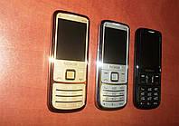 Мобильный телефон Nokia 6700 Duos Bocoin Q670 classic, Silver  Chrome Black Gold, серебро, золото, черный