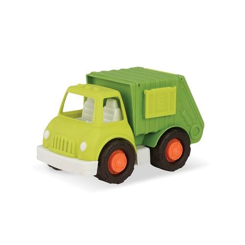 Баттамобиль эко-мусоровоз «Battat» (VE1003Z)