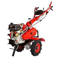 Мотоблок WEIMA WM610Е (дизель 6 л.с., электростартер, колеса 4.00-8) Бесплатная доставка
