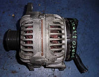 ГенераторFiat Ducato 2.3MJet2006-2014Bosch 0124525020, 504009978, 14V, 75-140A, 063535250, 063535250200, 5