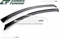 "Ветровики для Mercedes-Benz Vito / Viano 2003-2010 ""Cobra-Tuning"""