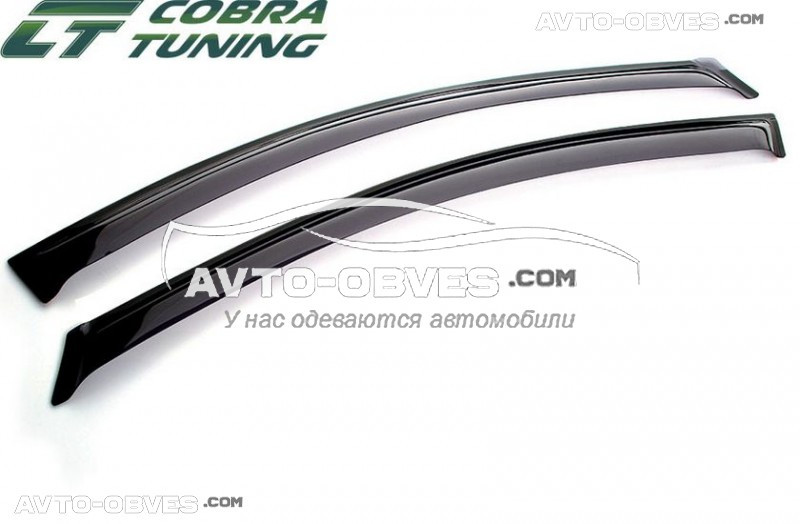 Дефлекторы боковых окон для Opel Combo «Cobra-Tuning»