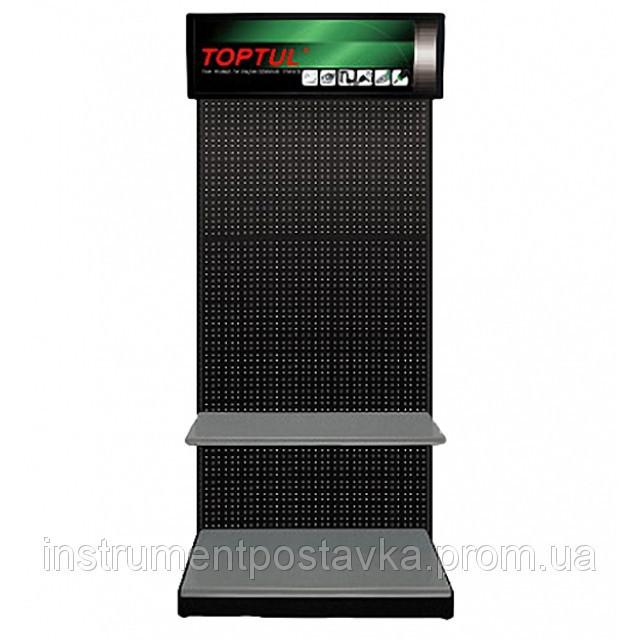 Стенд выставочный, часть1 (панель, 920х450х2100мм, цвет черный) TOPTUL TDAD2192 - Реальная цена в Киеве