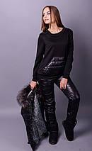 """Женский зимний костюм """"Luxury"""" - тройка на синтепоне большого размера 38-82, фото 2"""