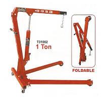 Кран подкатной гидравлический складной 1т  T31002  TORIN T31002