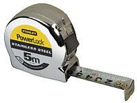 Рулетка   5м х 19мм Powerlock с лентой из нержавеющей стали  STANLEY 0-33-299