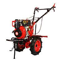 Мотоблок WEIMA WM1100A-6 (4+2 скорости, дизель 6 л.с.колеса 4,00-10) Бесплатная доставка