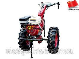 Мотоблок WEIMA WM1100D (бензин 9л.с., новые ручки, колеса 4.00-10) Бесплатная доставка
