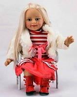 Кукла Танюша MY042 интерактивная