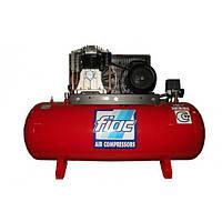 ✅ Компрессор поршневой с ременным приводом, ресивер 300, 800л/мин, 380V, 5,5кВт FIAC AB300-800-380