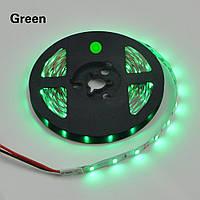 5м лента светодиодная, 300x 5050 SMD LED, Зеленая, доставка из Харькова