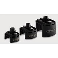 """✅ Съёмник м/фильтра универсальный 60-80 мм 1/2"""" или под ключ 21 мм TOPTUL JDCA0108"""