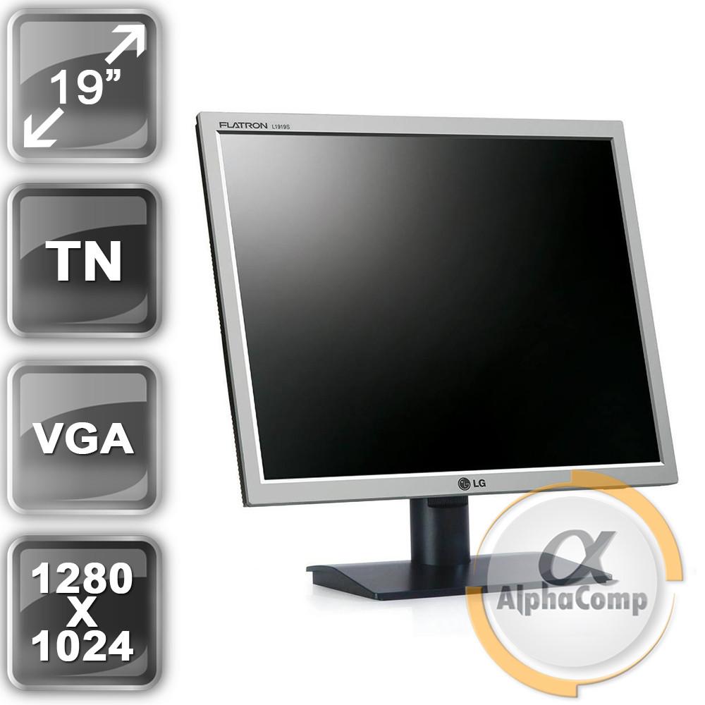 """Монитор 19"""" LG L1950SQ (5:4/VGA) class A БУ"""