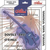 Alice A100 Струны для контрабаса