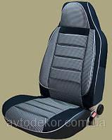 """Чехлы фирмы Кайман """"Пилот"""" для Chevrolet Niva 2002-13 г."""