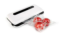 Вакуумный упаковщик Camry CR 4470 с упаковочной пленкой, белого цвета