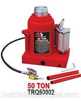 ✅ Домкрат бутылочный пневмо-гидравлический 50т 290-450 мм TRQ50002 TORIN TRQ50002