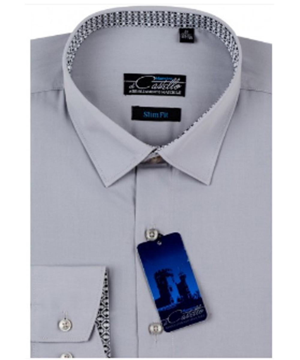 Рубашка мужская  Castello sf GR1