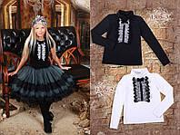 Детская одежда Моне, Трикотажная кофта с длинным рукавом р-ры 128,140
