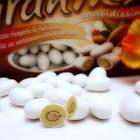 Цукерки шоколадні Crispo Confetti Granmix з цільним мигдалем, 1 кг, фото 4