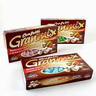Цукерки шоколадні Crispo Confetti Granmix з цільним мигдалем, 1 кг, фото 2